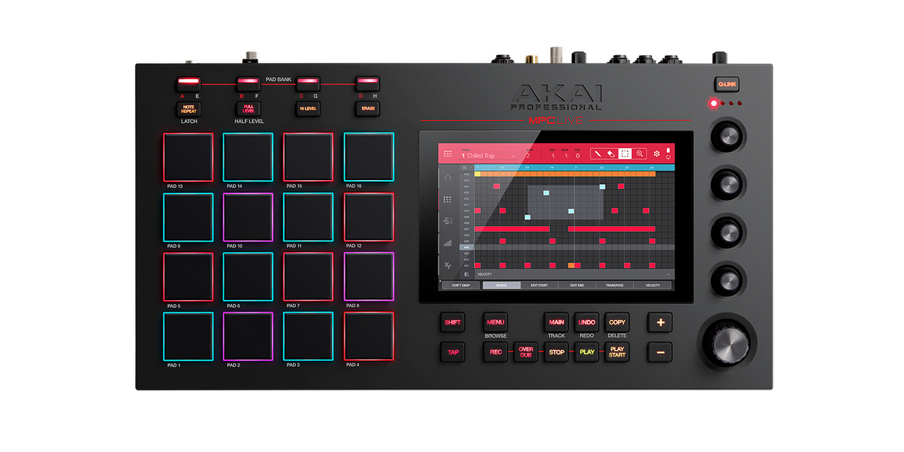 AKAI MPC LIVE instant delivery possible!] MPC latest model