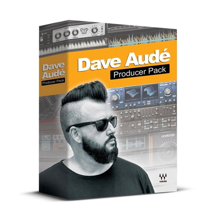 WAVES Dave Aud  Producer Pack バンドル【ダウンロード版】