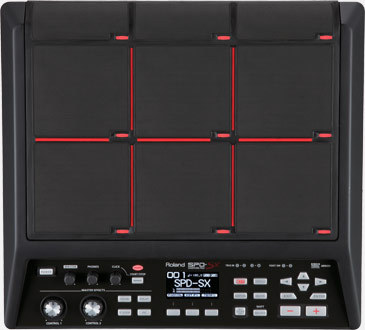 Roland SPD-SX [there stock]