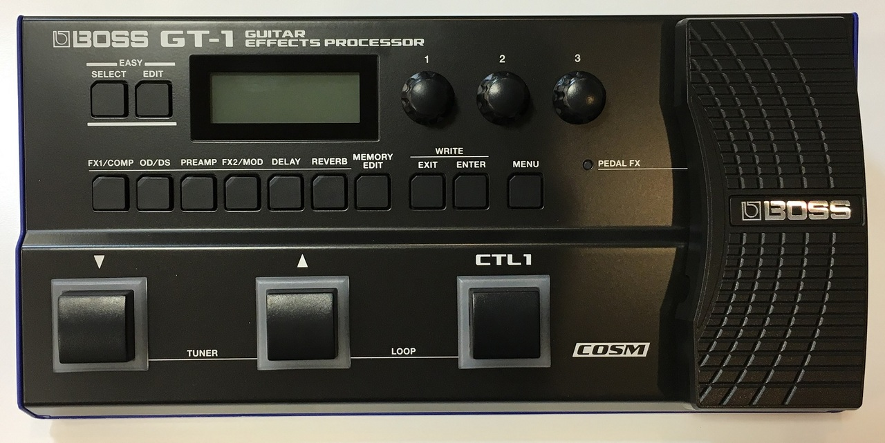 BOSS GT-1 Guitar Effects Processor [multi-effect] [You can instant delivery!]