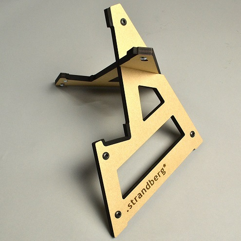 strandberg Collapsible Guitar Stand wooden guitar stand