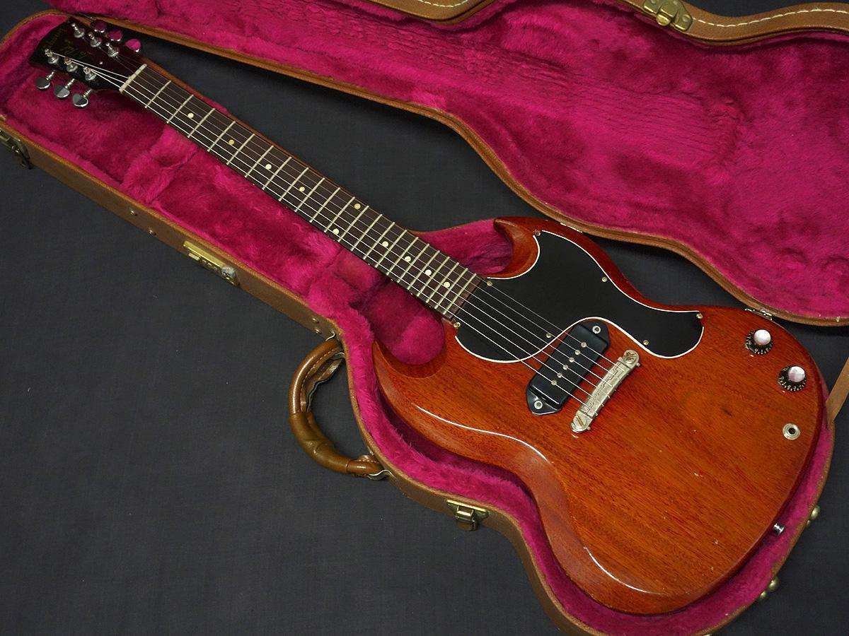 Gibson Les Paul Junior (SG Junior) - Made in 1963] [big thank sale the end of the year]