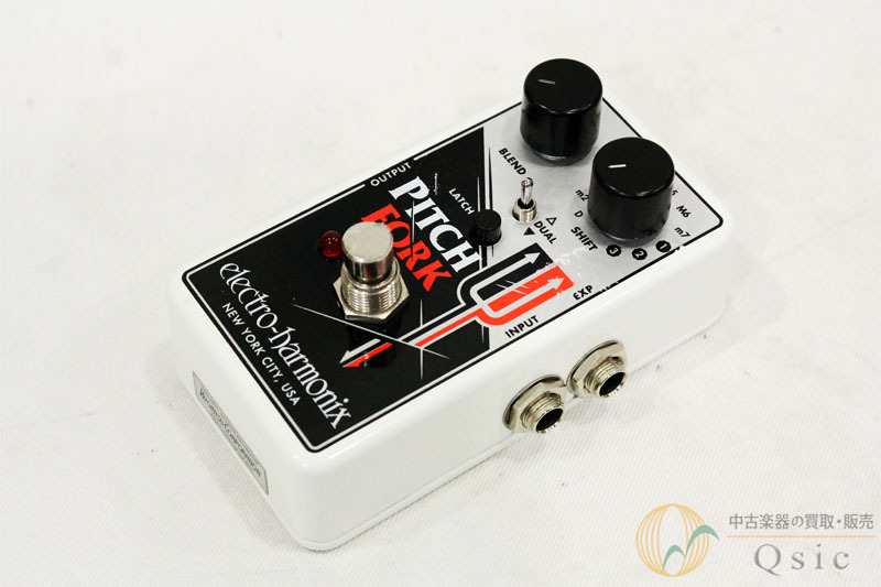 Electro-Harmonix Pitch Fork [WE741]