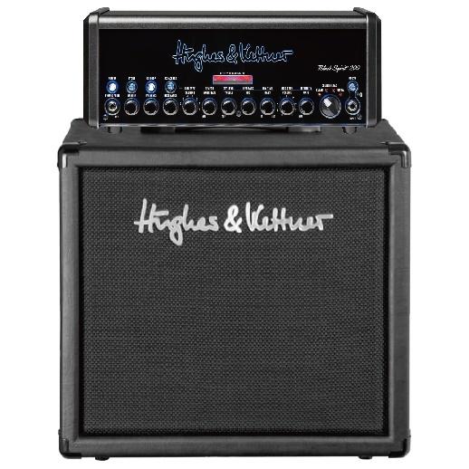 Hughes & Kettner Black Spirit 200 + TM112 Cab set