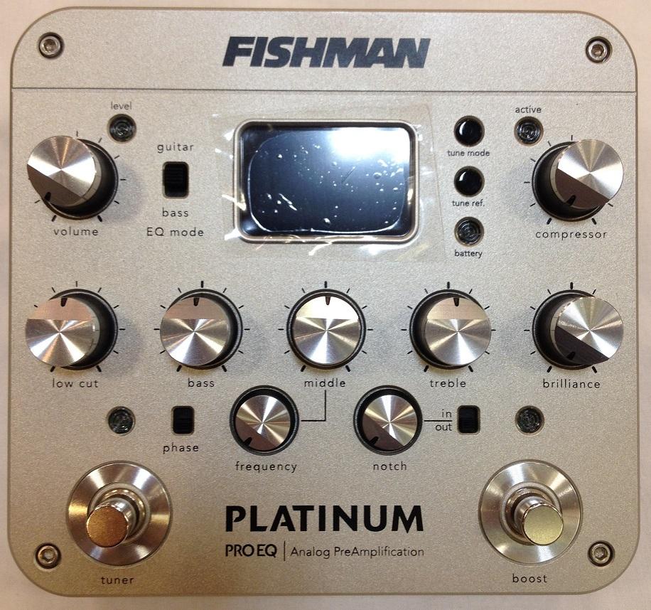 FISHMAN PLATINUM PRO EQ Outlet Specials]