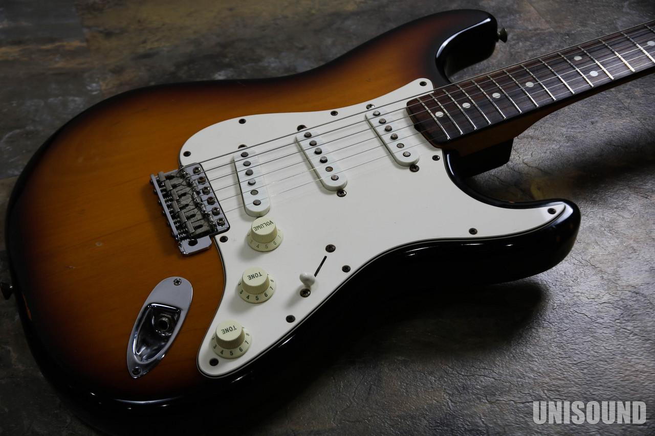 芬德USVintage '62的Stratocaster