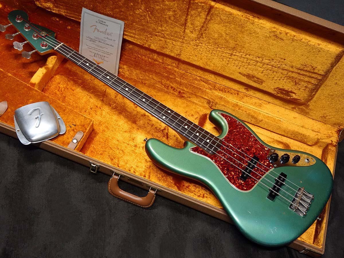 Fender Custom Shop ''Closet Classic'' Relic 60's Jazz Bass 【刈谷本店】 【週替わりセール!】