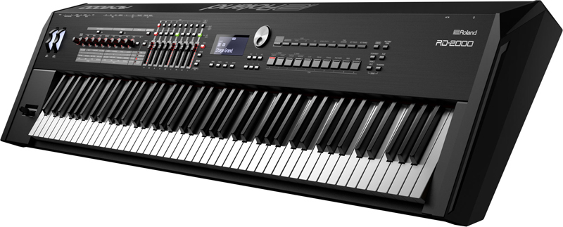 "Roland RD-2000 [!] [ ""V-Piano"" monster stage piano !! of x ""SuperNATURAL""]"