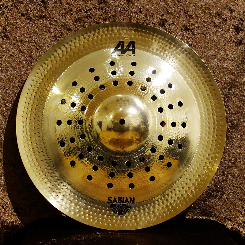 "SABIAN AA HOLY CHINA 19 ""(brilliant) [30% OFF !!!]"
