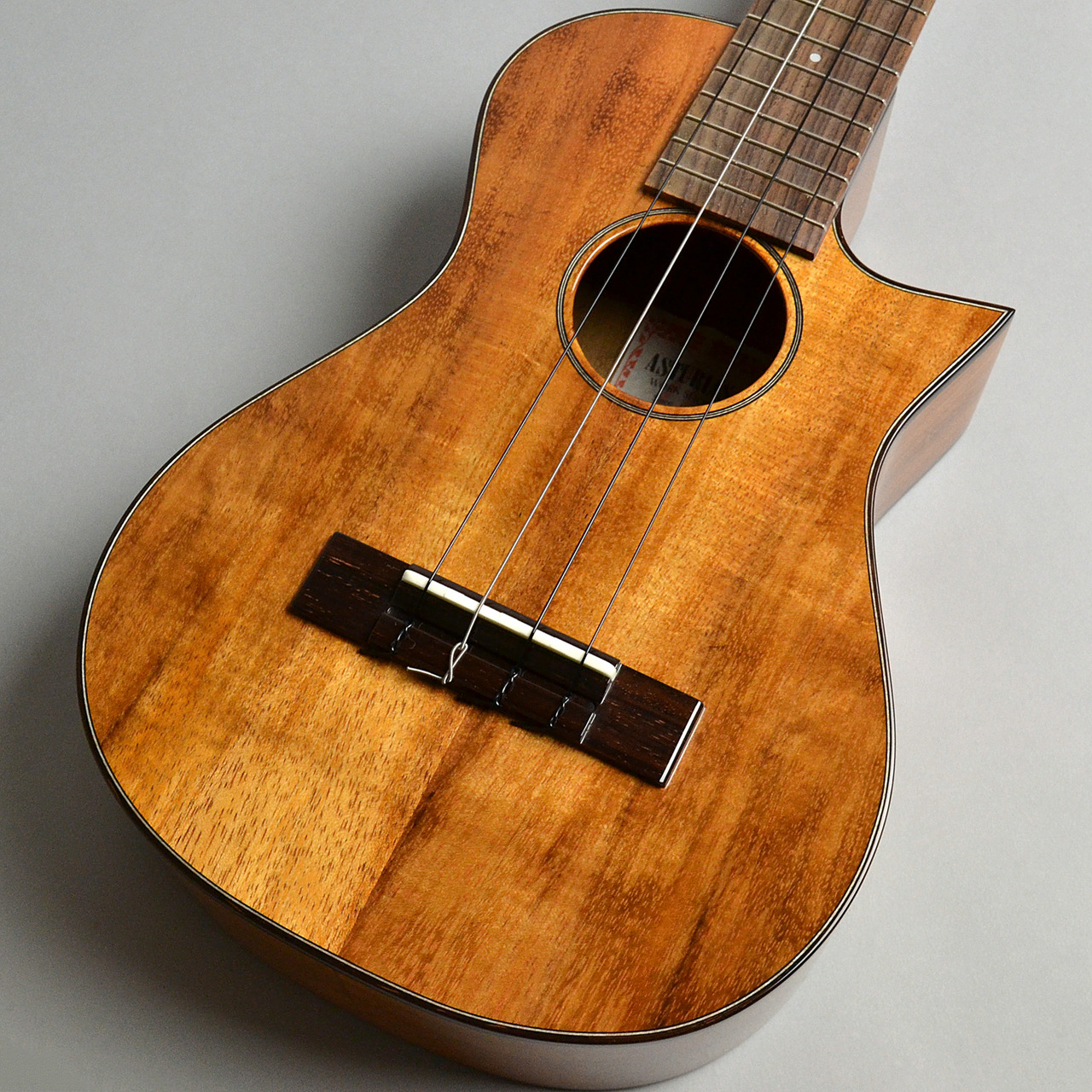Free! Up to 3/31 up to split fees 36 times] ASTURIAS SOLO UKULELE SC KOA solo ukulele SC core