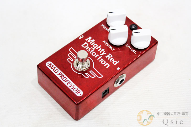 MAD PROFESSOR New Mighty Red Distortion [VE823]