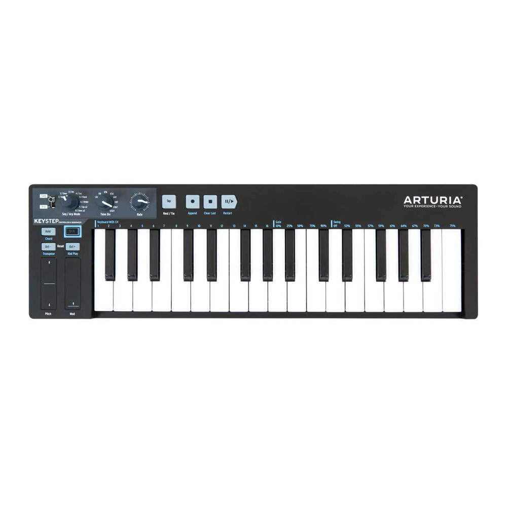 Arturia KeyStep black [instant delivery possible!] [!]