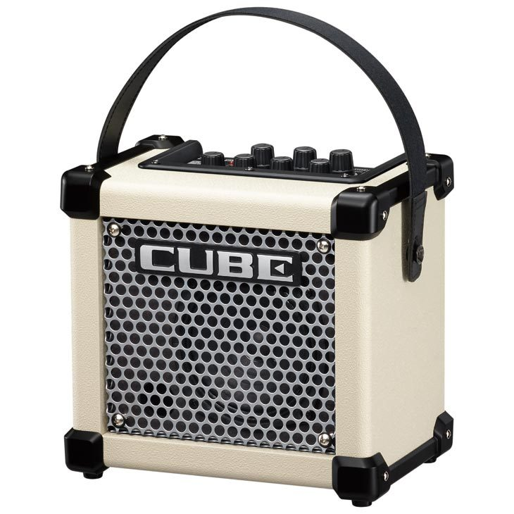 Roland Micro Cube GX White Guitar Amplifier