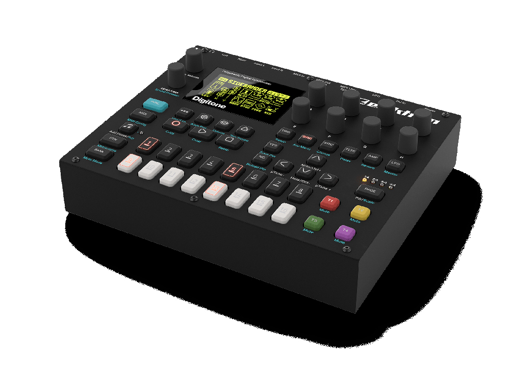 elektorn Digitone [box torn Class B Specials!]