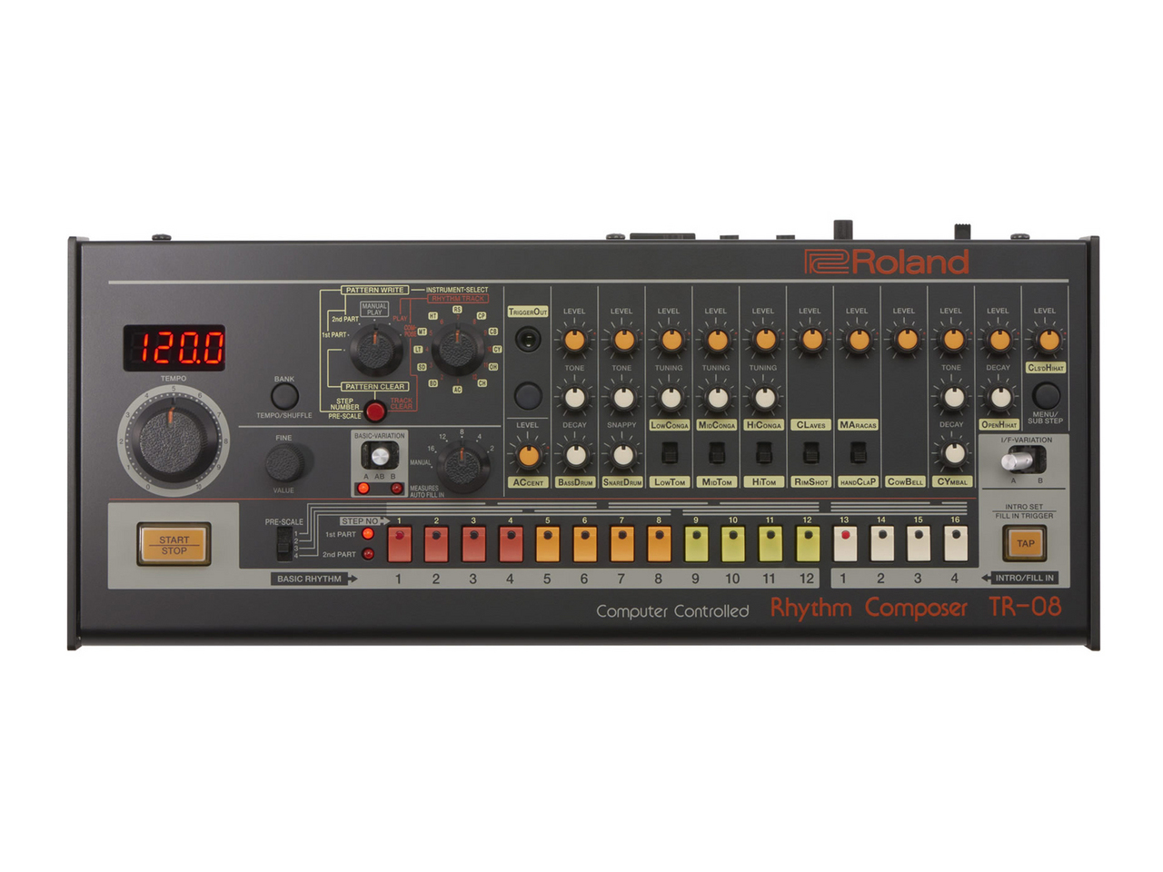 [Now if instant delivery possible !!] Roland TR-08 []