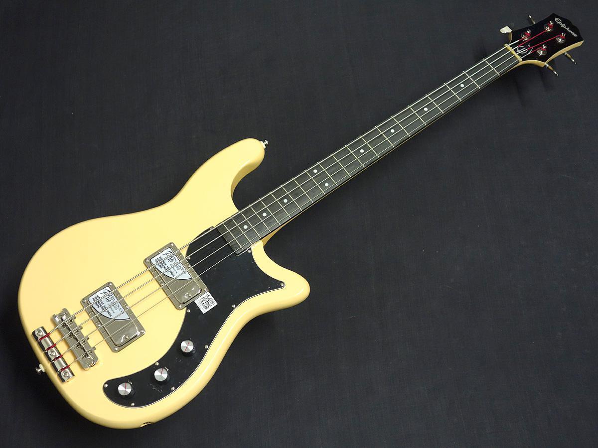 Epiphone Embassy Pro Bass Antique Ivory【半期決算セール2018】