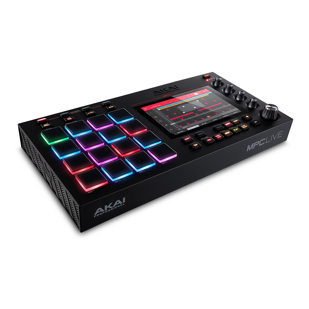 AKAI PROFESSIONAL MPC Live [the power combines portability, the best of the beat machine!] []