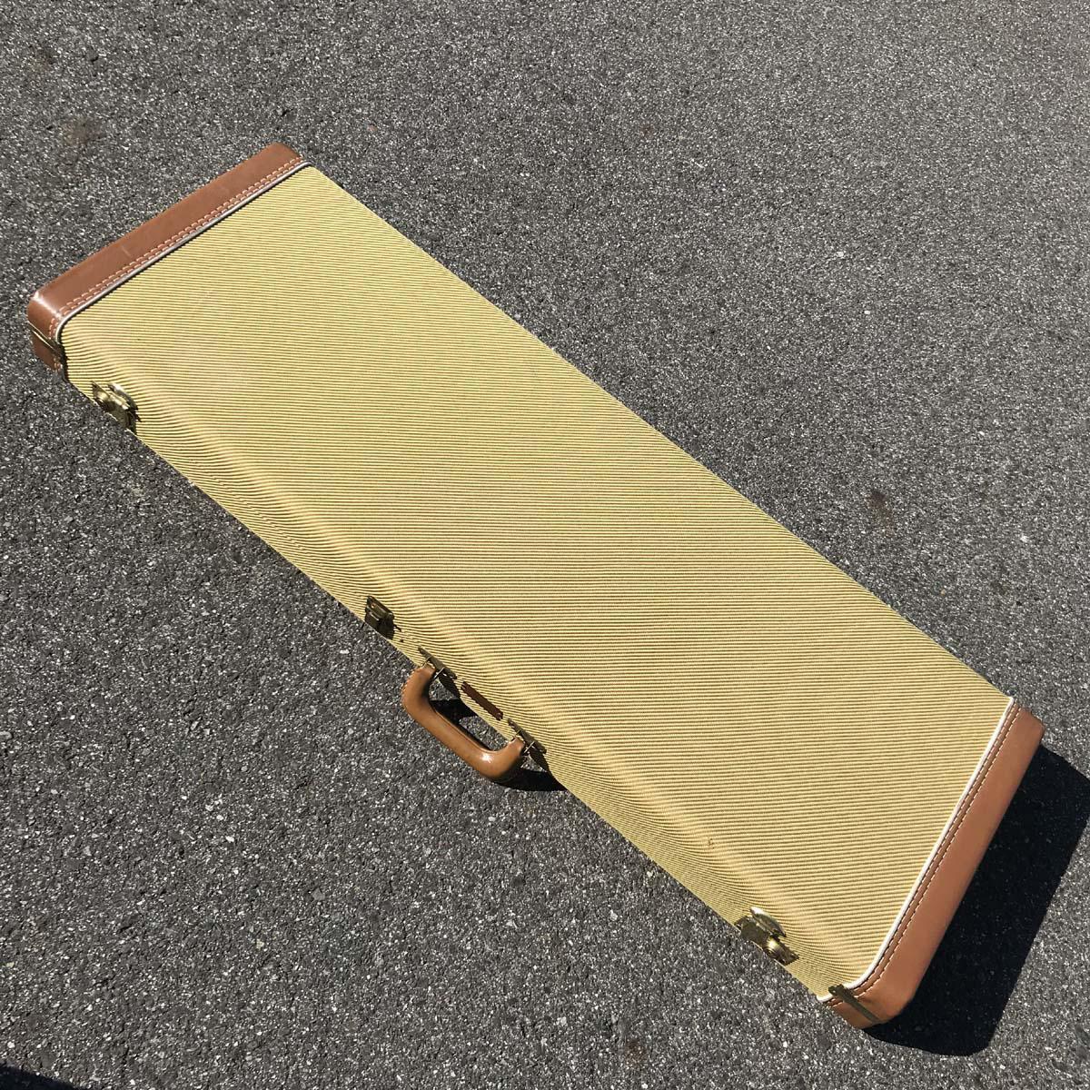 Fender Tweed Hardcase For ST/TL