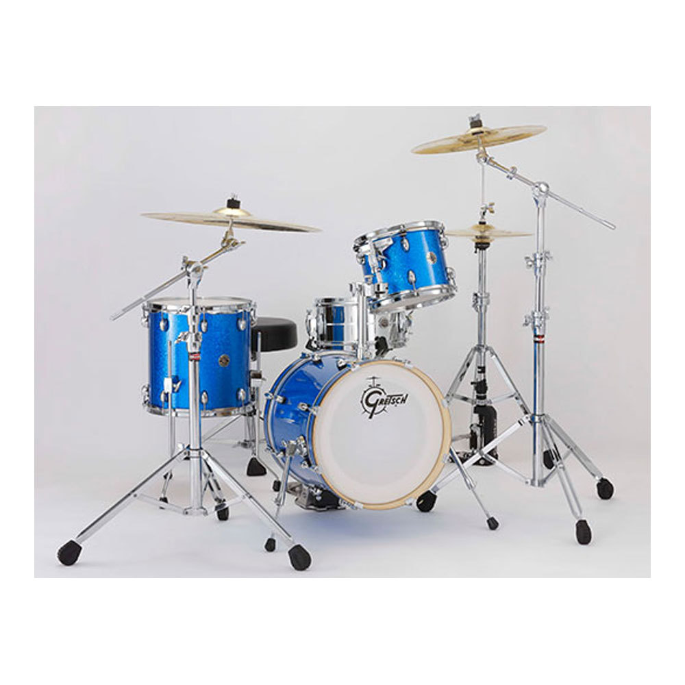 Gretsch CC1-S463 Catalina Club Street BLSP [KEY Kyoto limited drum stock clearance sale!]