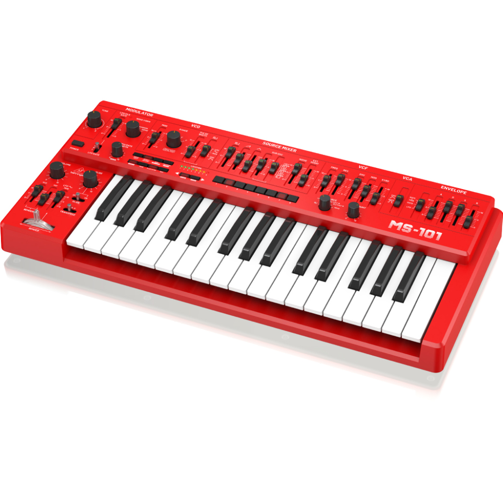 BEHRINGER MS-101-RD (red) [7/31 (water) will be released! Initial stock-minute booking being accepted!] []