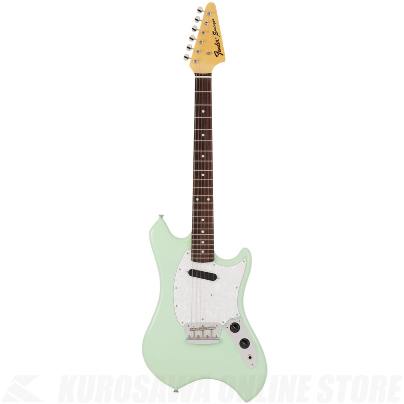Fender Limited Swinger,Rosewood Fingerboard, Surf Green【送料無料】【ストラップ1品プレゼント!】