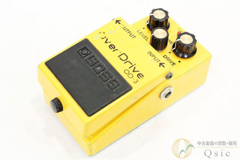 BOSS OD-3 made by 2008 [TD482]