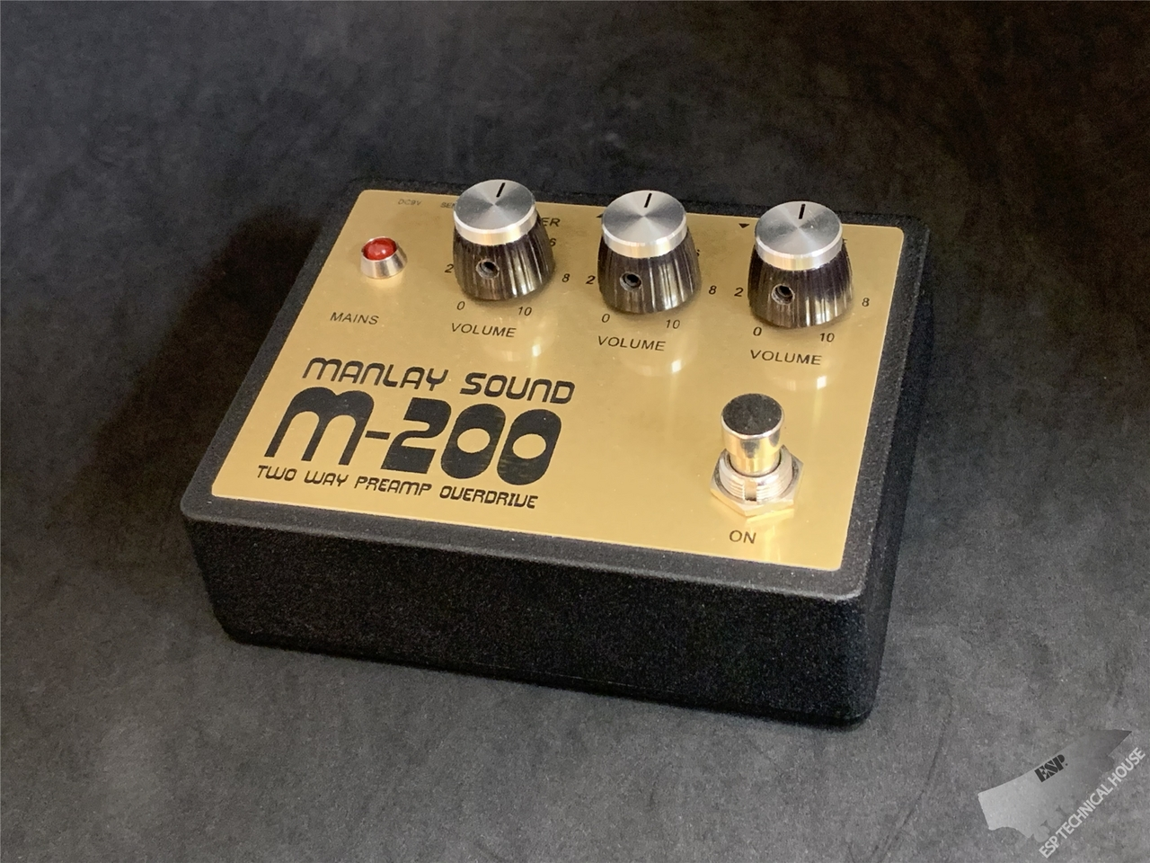 Manlay Sound M-200【Marshall Major(The Pig) Sound Replica】