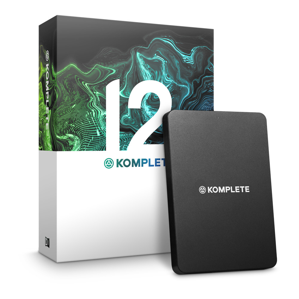 NATIVE INSTRUMENTS KOMPLETE 12【送料無料!】
