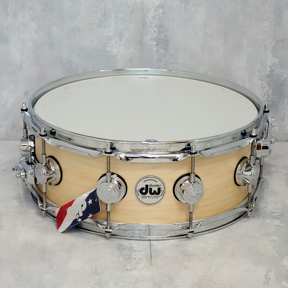 dw Collector's Maple Snares / CL1405SD SO-NAT C【人気の Collectors Mapleシリーズ!!】