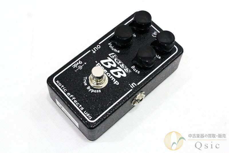 Xotic Bass BB Preamp [TF948]
