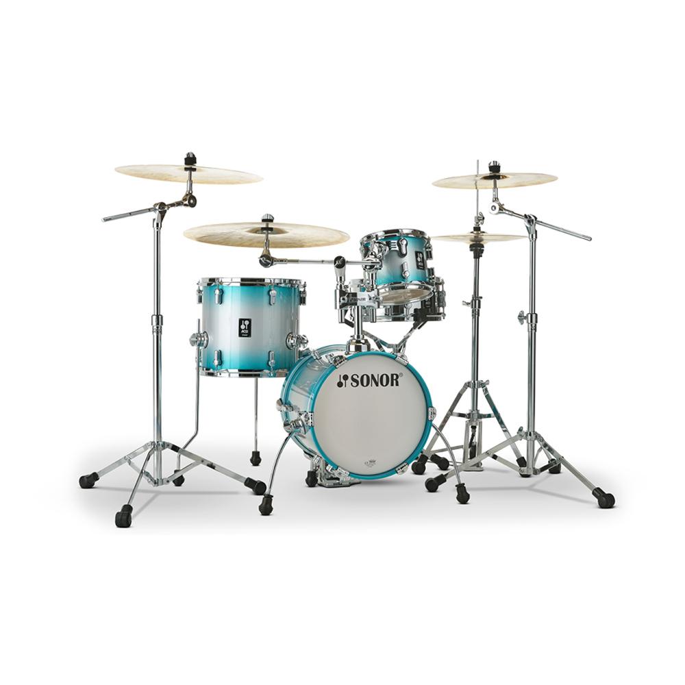 Sonor AQ2 MARTINI Set #WHP (White Pearl) | covering finish