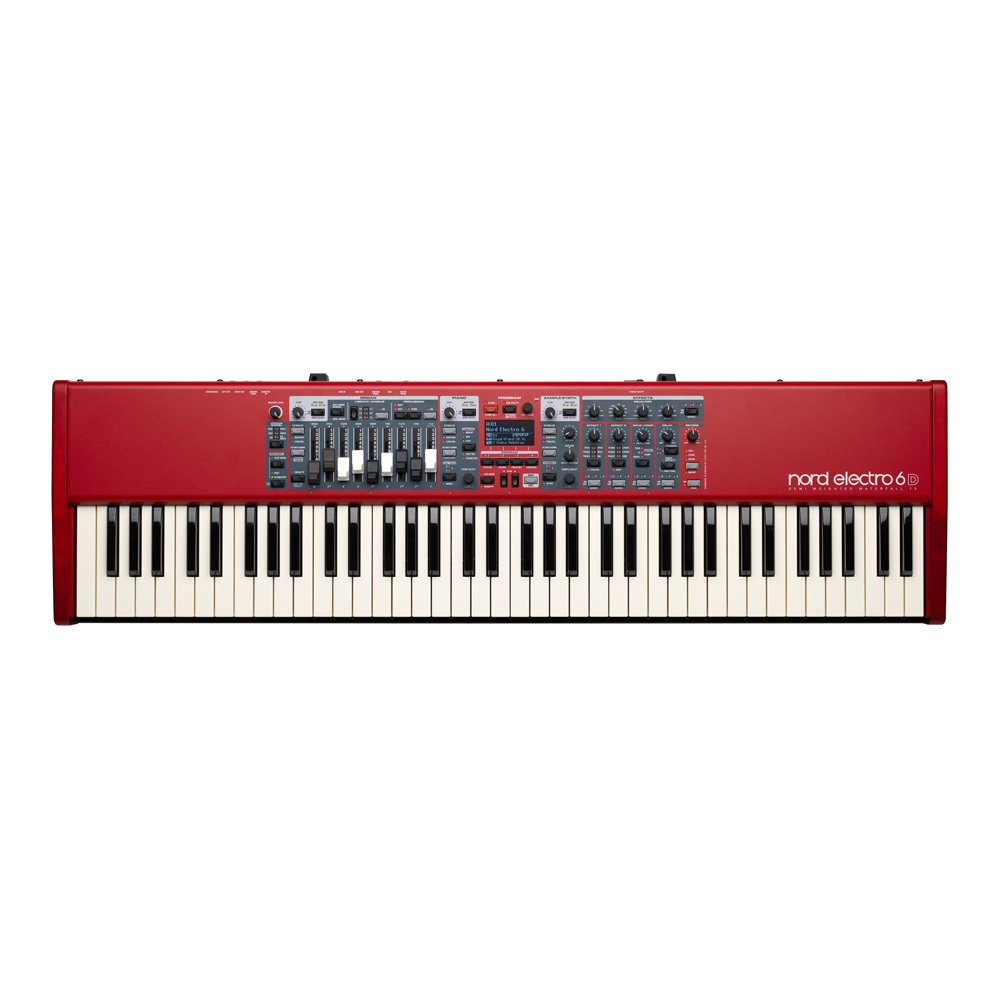 CLAVIA Nord Electro 6D 73 [48 times-free interest rate!] []