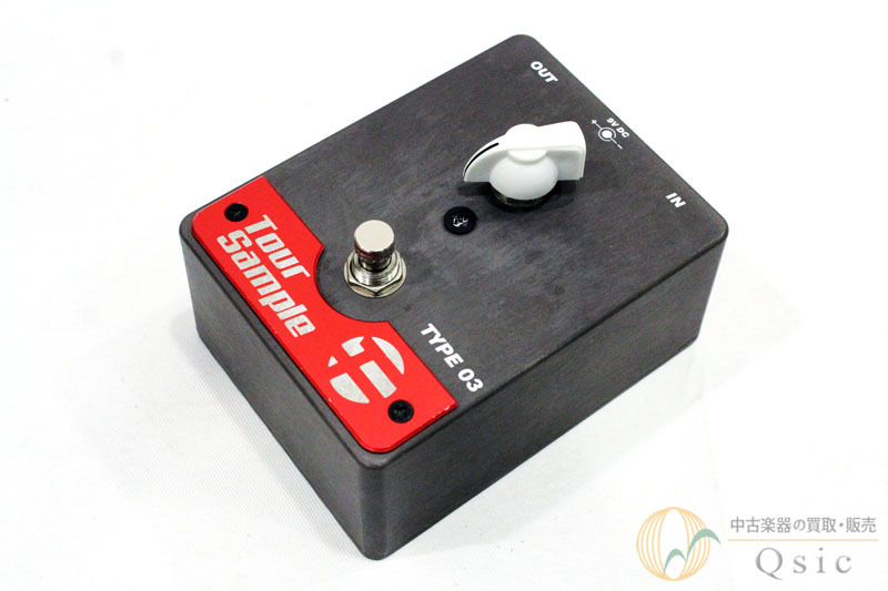 FAT Fixed Wah Tour Sample Series Type03 TS13-W03 [TF396]