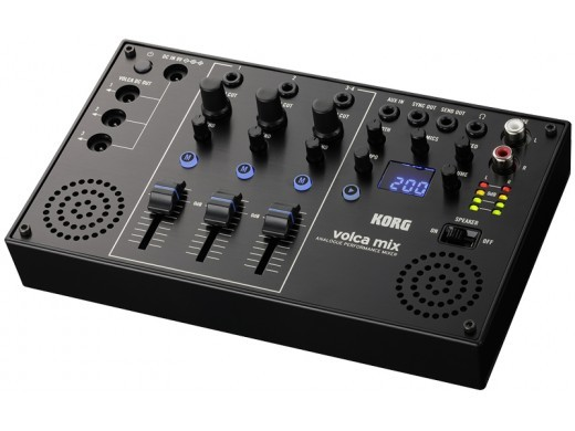 KORG volca mix [2/24 on sale! Initial stock-minute bookings accepted!] []