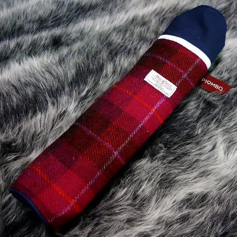 Harris Tweed Stick Case | HT-SC2 PK [Harris tweed stick case in stock!]
