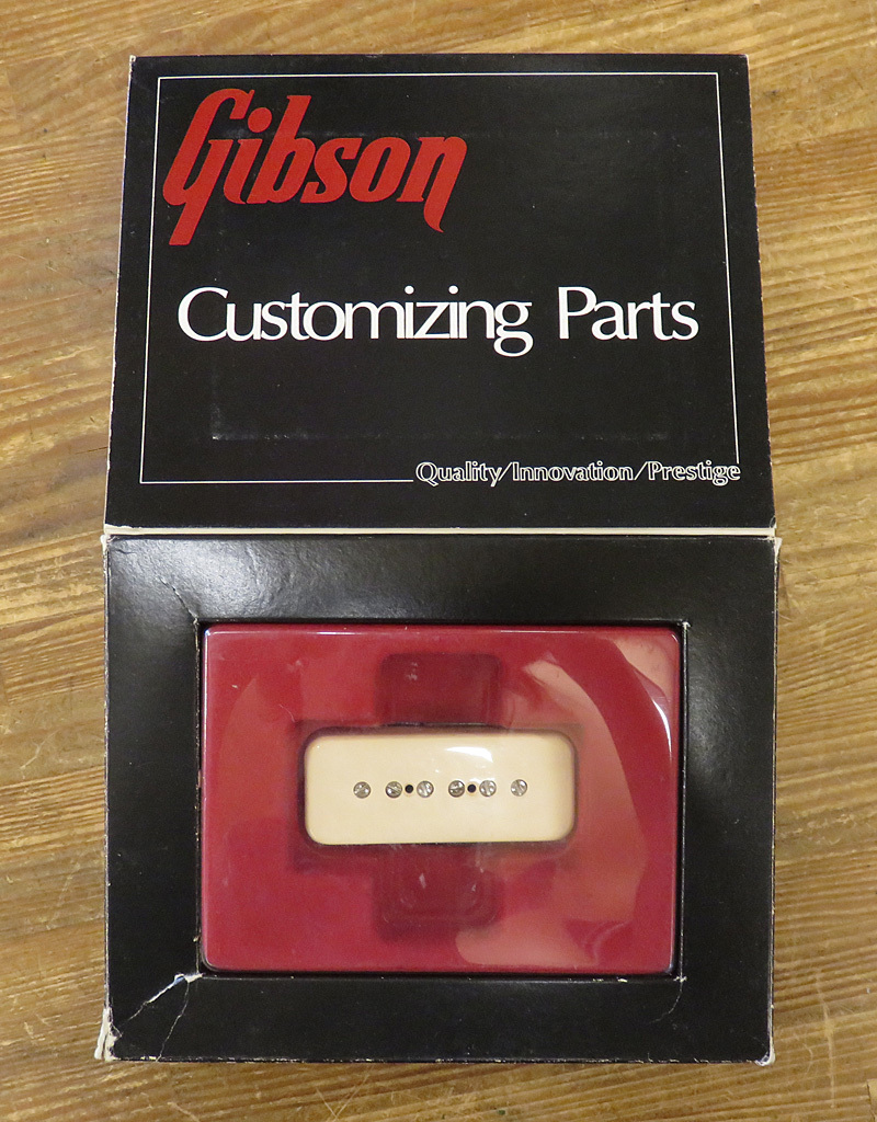 Gibson Laid back 1979 P-90 Soap Bar