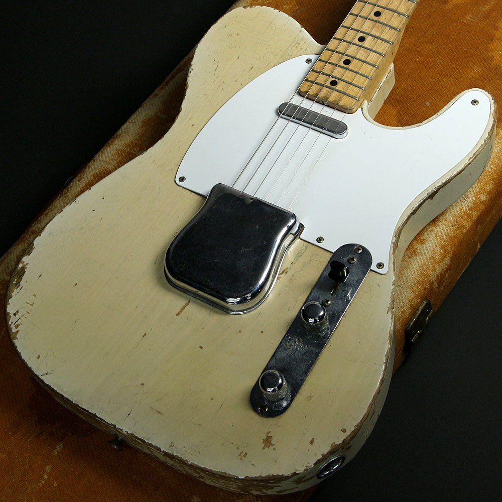 Fender made 1956 Telecaster Blonde S / N 09705 [Ochanomizu FINEST_GUITARS]