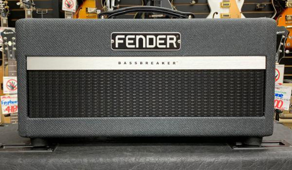 Fender BASSBREAKER 15 Head 【USED】【半期決算セール】