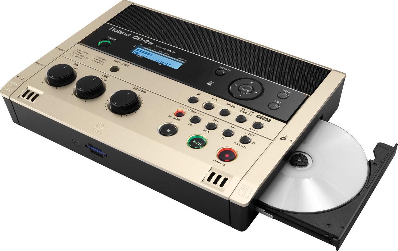Roland CD-2u SD / CD Recorder