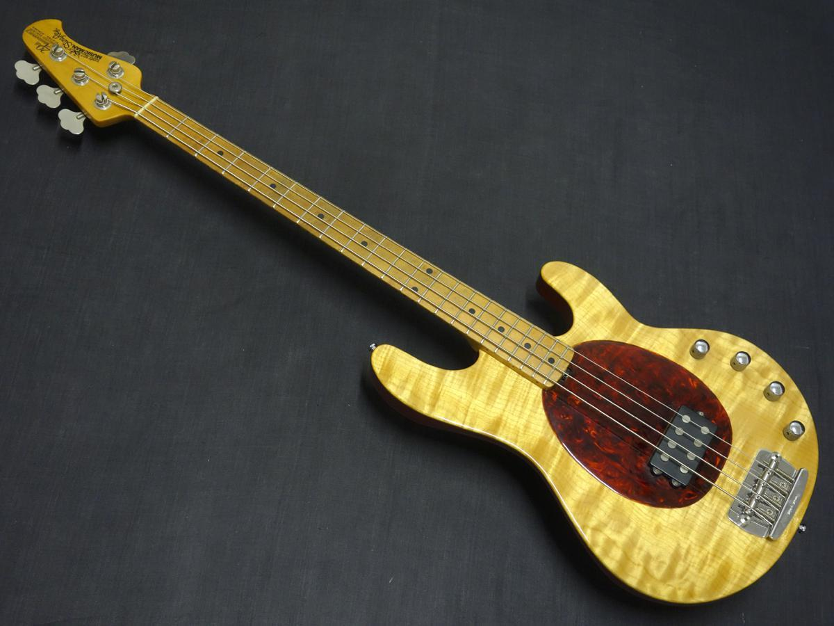 MUSIC MAN Limited Edition 20tn Anniversary Stingray 4 Natural