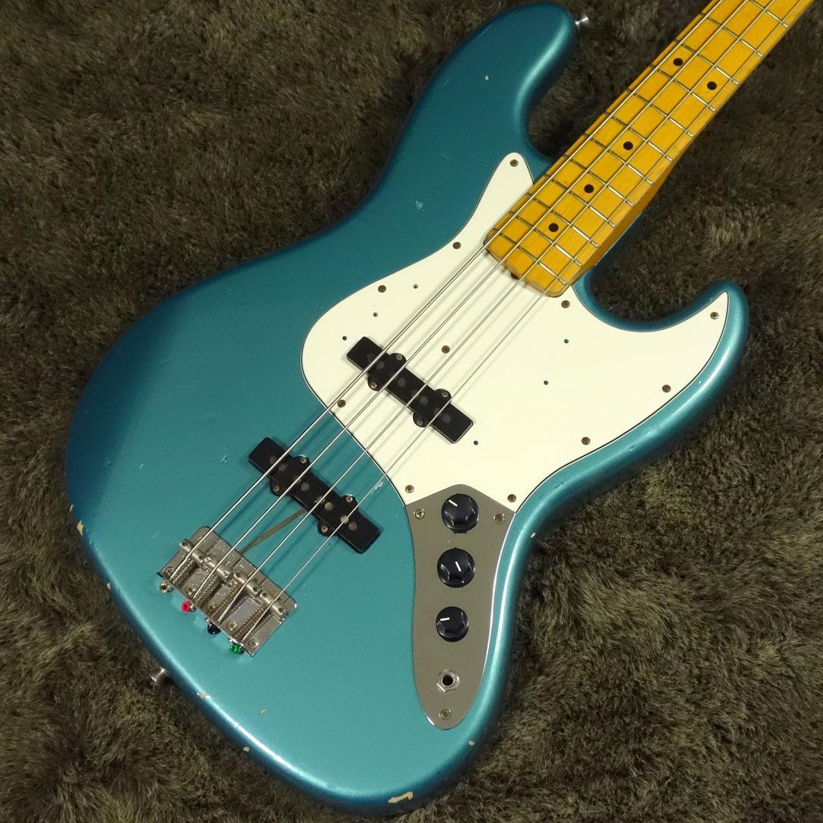 Fender Jazz Bass Type Lake Placid Blue Matching Head [Nagoya Sakae]