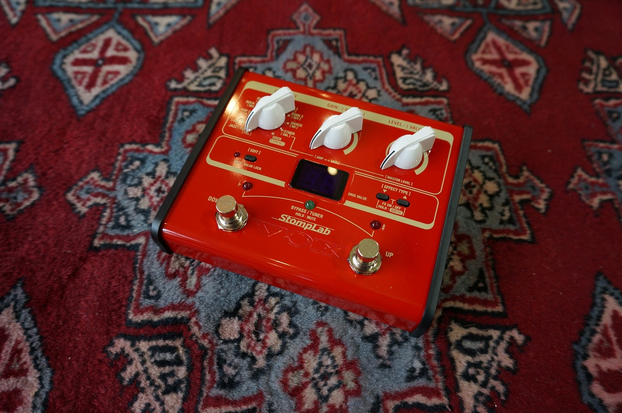 VOX Stomp Lab IB [GW Super Special !! limited number of box rag deep discount!]