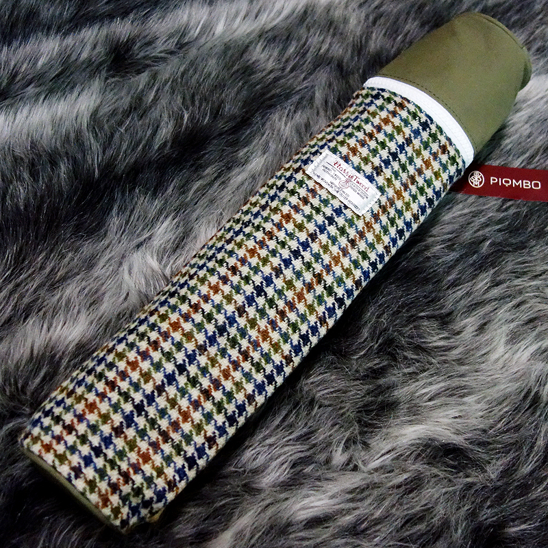 Harris Tweed Stick Case | HT-SC2 CHI [Harris tweed stick case in stock!]