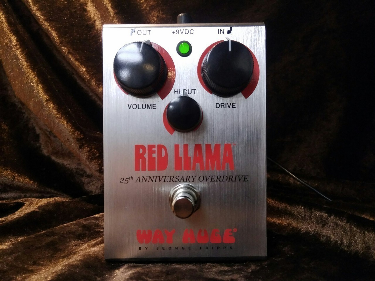 Way Huge RED LLAMA 25th Annev. ☆! 11/20 (Tuesday) until 20! ☆