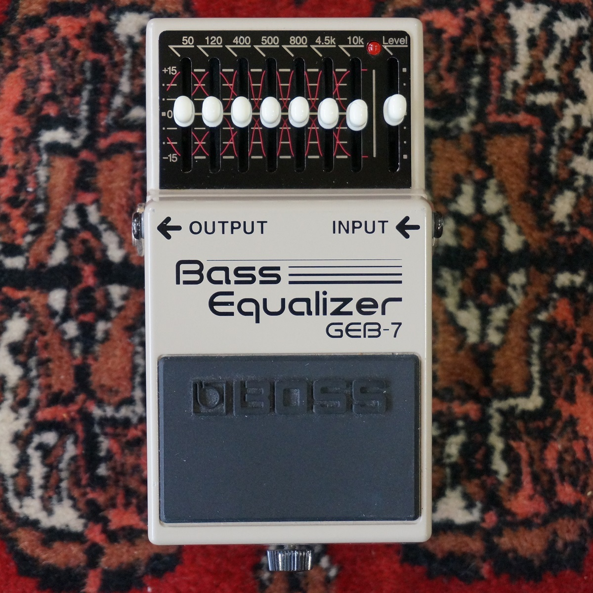 BOSS GEB-7 used [affordable used effector in stock!]
