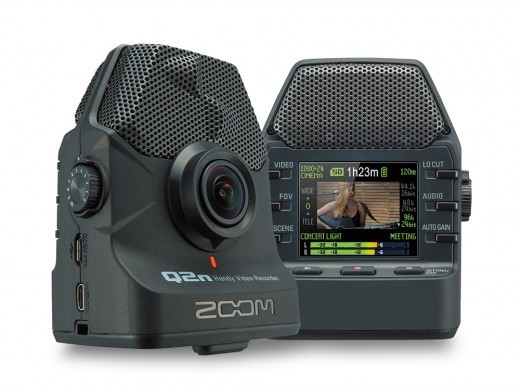 ZOOM Q2n Handy Video Recorder []