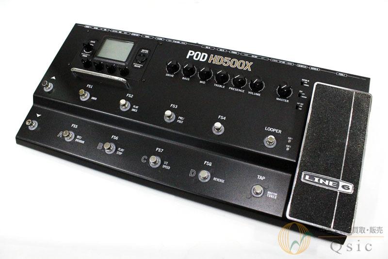 LINE 6 POD HD500X [PF656]