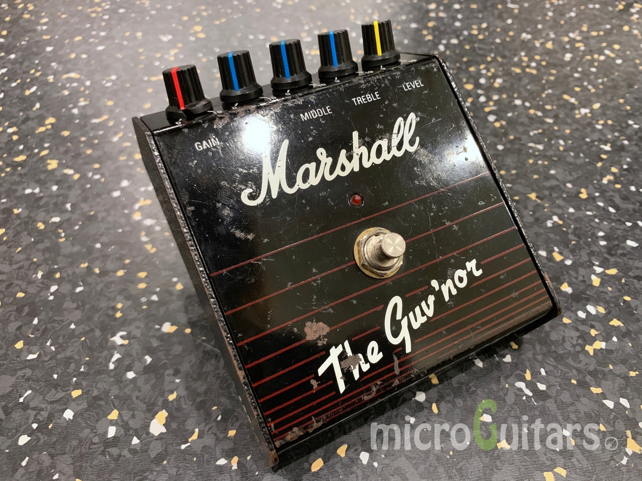 Marshall The Guv'nor [Made in England]後期型