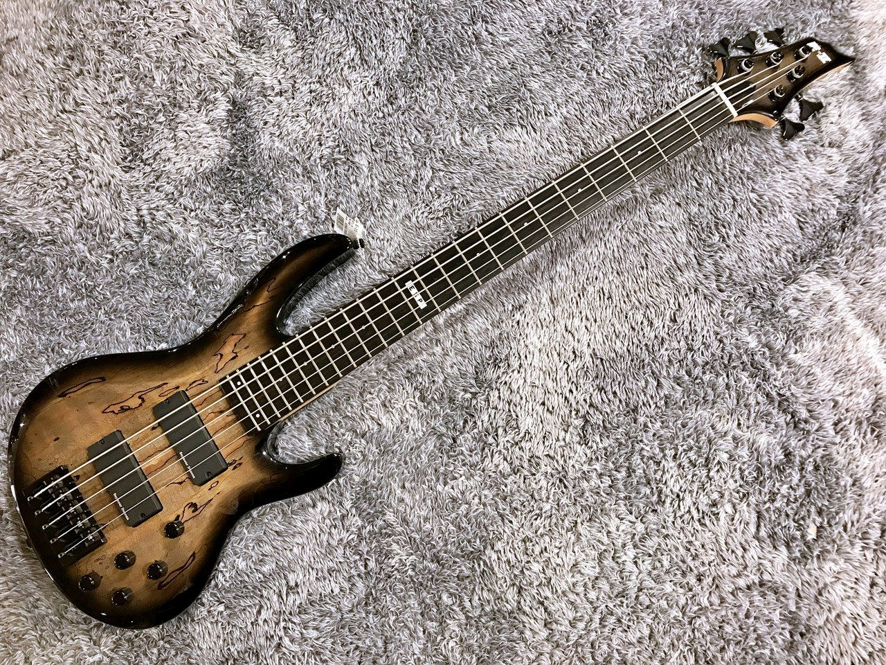 E-II BTL-5 BLKNB (Black Natural Burst)-Bottom Line Series-【アウトレット特価】【日本製】