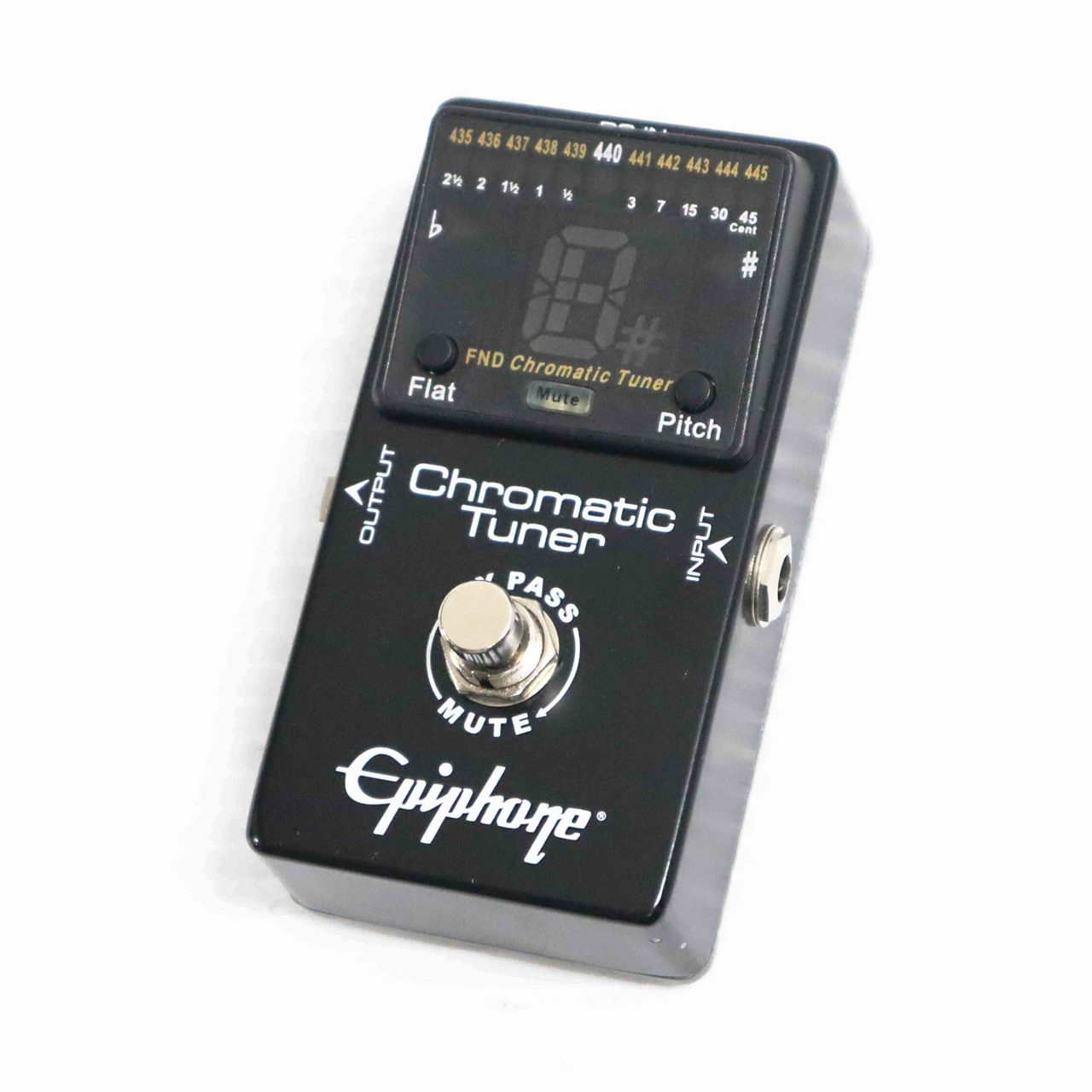 Epiphone Chromatic Tuner